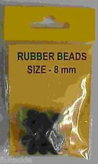 C J T RUBBER BEADS 10MM